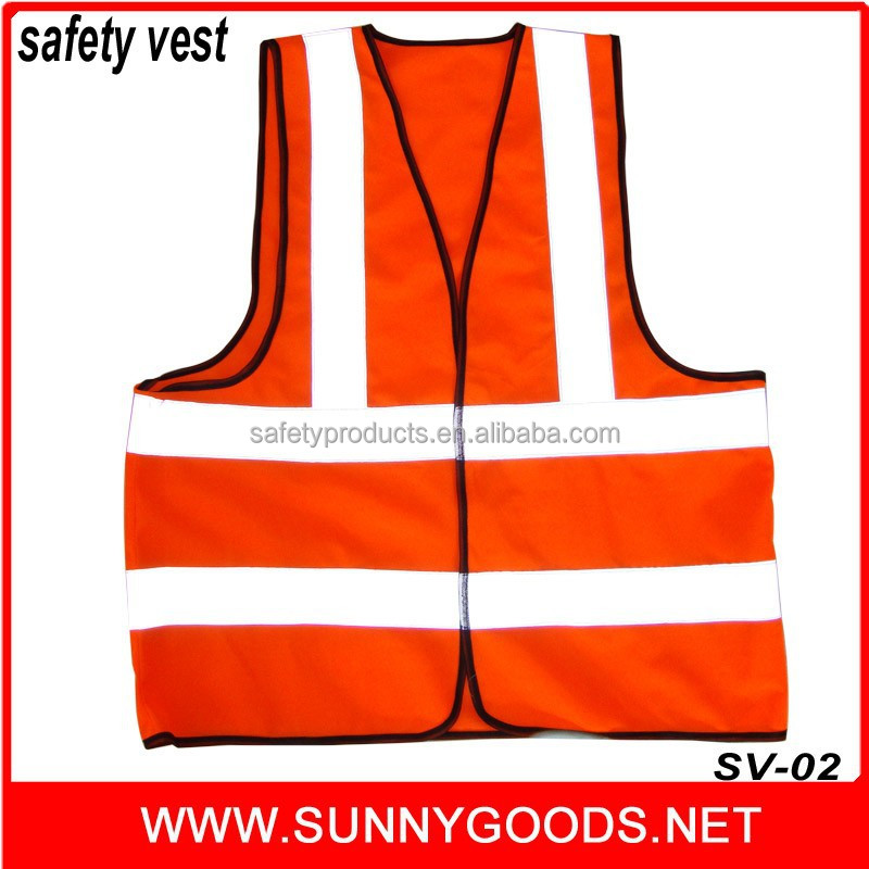 road cleaning uniform safety vest