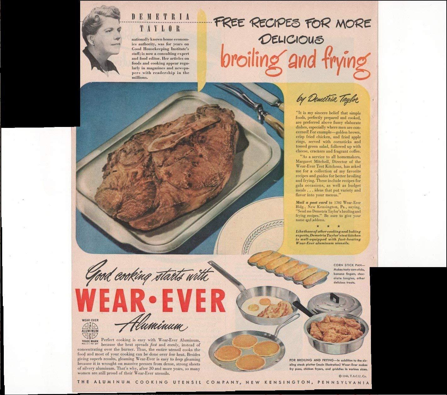 Vintage Recipes: 46 Delicious Potato Recipes - Potato Recipes from 1945