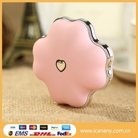 2017 fashion design winter gift multi-function reusable rechargeable hand warmer
