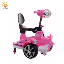 multifunctional child drivable toy car balance electric scooter car