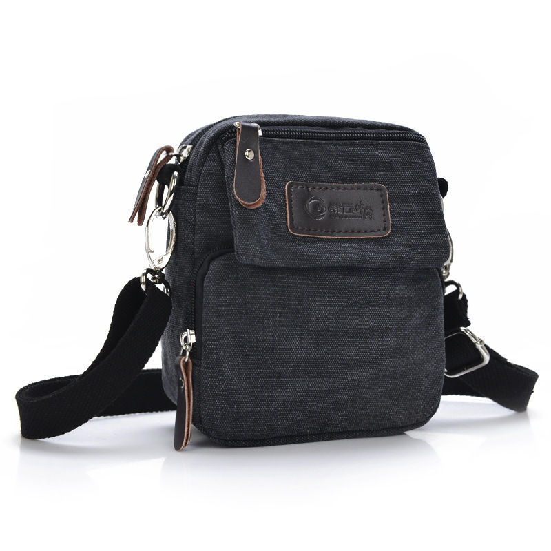 2015 New Women Shoulder Bags Handbag Lady Crossbody Bag, High Quality Messenger Bag Vintage Canvas Zipper Bag Men's Bag
