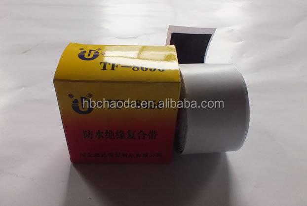 स्वयं चिपकने वाला रबर गोंद टेप सील के लिए केबल