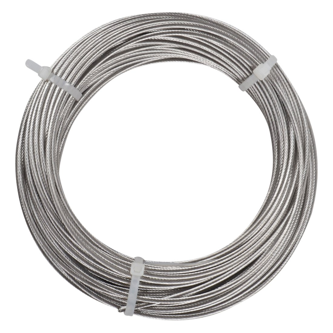 Get Quotations · Yeexue Stainless Steel Aircraft Wire Rope Cable For Railing Decking DIY Balustrade 1