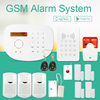 FDL-WFK9G GSM alarm system Dual Network alarm Wireless Anti-theft LED Display Voice Prompt Alarm System