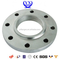 ANSI B16.5 ASTM a105n Ductile Iron Flange