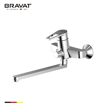 German deck mounted square waterfall bath hot/cold tap F652159C-LB