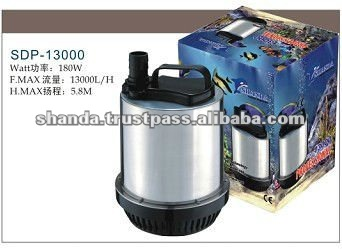 aquarium pump pond pump water pump (SHANDA)SDP-13000