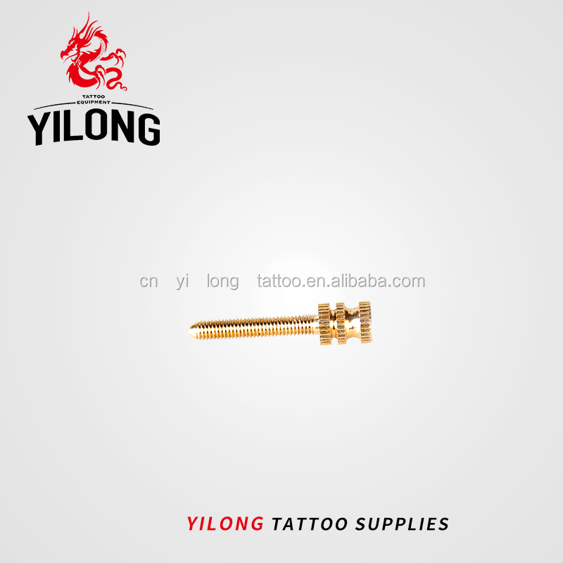 Professional Tattoo Front Contact Screw