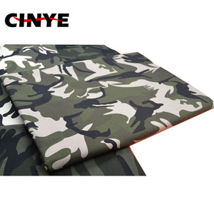 100% polyester woven military uniform camouflage material