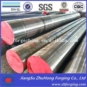 forged round Bar EN19 alloy steel with high material properties