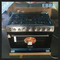 2017 Italy design 90x60 5 burners gas cooker
