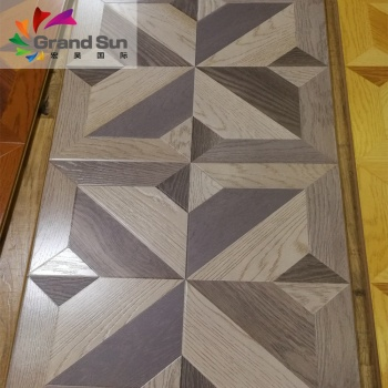 Low Cost Parquet Laminate Wood Flooring
