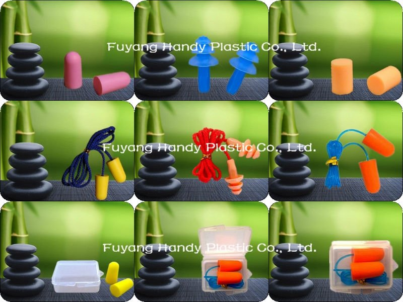 PU foam ear plug (CE) yiwu fashion accessories export agent