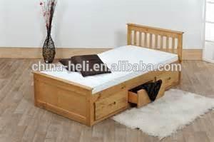 Moderna in legno super letto singolo con cassetti sotto - Letto singolo con cassetti ...
