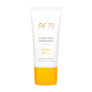PF79 Ultra High Sun Block SPF50+ PA+++ Wholesale Face Sunblock Sun Protection Block Sunscreen