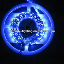 DC12V DC24V SMD 5050 Led Flexible strip IP68 14.4w 60led/m, red yellow blue green white warm white,waterproof non waterproof