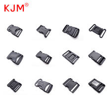 Bag Buckles Contoured Curved Plastic Buckle Release Luggage Bags Parts Belt Clothing Accessories button