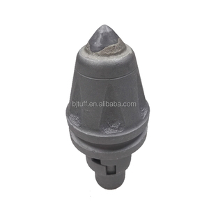 Drilling bullet teeth work with drilling bucket/ auger drilling rock bits