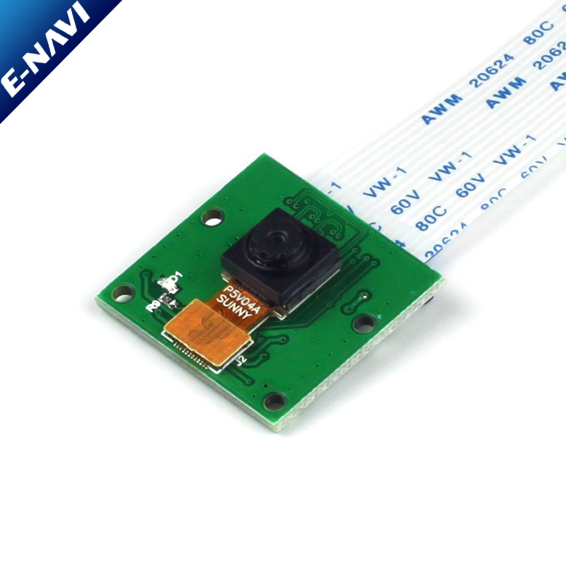 5 Megapixels 1080p Sensor OV5647 Mini Camera Video Module for Raspberry Pi Model A/B/B+, Pi 2 and Raspberry Pi 3