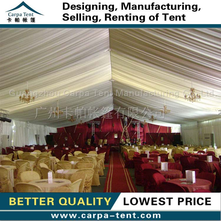 Carpa Tent provides the very best wedding tents for weddings ceromony with outdoor wedding tent decoration & Carpa Tent Provides The Very Best Wedding Tents For Weddings ...