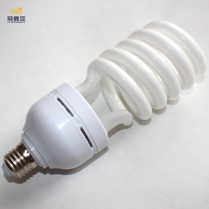 half <strong>spiral</strong> energy saving <strong>lamp</strong> Eye protection 13w <strong>spiral</strong> energy saving light bulb CFL fluorescent <strong>lamp</strong>