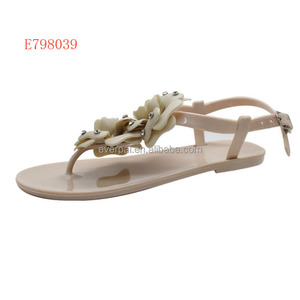 d5a7c586d Crystal Pvc Jelly Sandals
