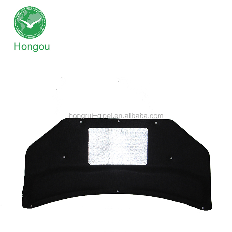 Factory products engine insulation bonnet for Benz Chrysler Fusion 3007  engine hood cover