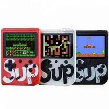 Best Christmas Gift Sup X Game Box Built-in 400 Games Wireless Handheld Gameboy Childhood Game Console
