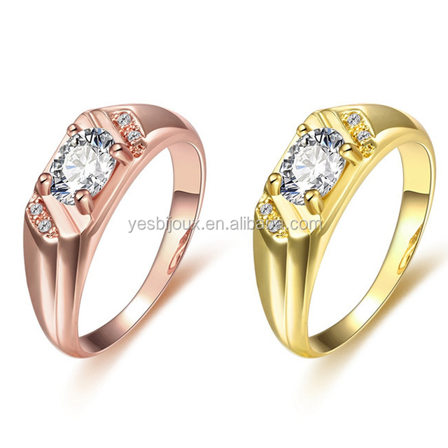 Buy Cheap China single stone ring designs with gold Products Find