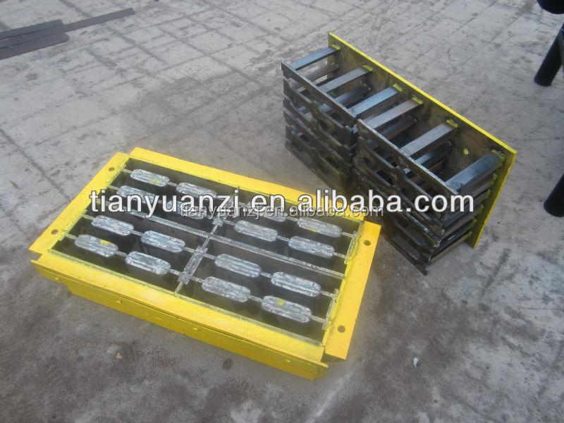 qtj4 26c b ton bloc machine de moulage ciment brique moules pour vente main machine de bloc. Black Bedroom Furniture Sets. Home Design Ideas