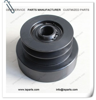 1 Quot Bore 2b Type Heavy Duty Centrifugal Transmission Belt Drive Pulley Buy 1 Quot Bore 2b Type