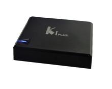 K1 Plus Amlogic S905 OTT TV Box Bluetooth 4K HD 1G/8G Quad Core Android 5.1.1 STB KODI 4K H.265 Wifi Media Player free shipping