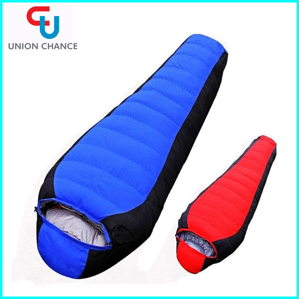320T Waterproof Down Sleeping Bag, Winter Sleeping Bag,Mummy Sleeping Bag