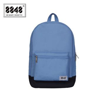 e81ebb71e3 8848 Sky Blue Women s denim Travel Backpacks Bulk
