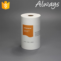 [ALWAYS] New Design nonwoven cleaning nail polish remover wet wipes in competitive price