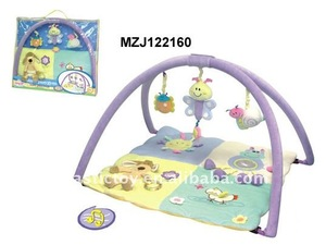 Baby's playgym with playmat & melody MZJ122160