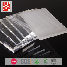High quality cast clear acrylic perspex plastic sheet