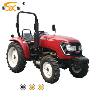 Ce Approved 50HP 4WD Gear Drive Farm Garden Mini Tractor on Sale