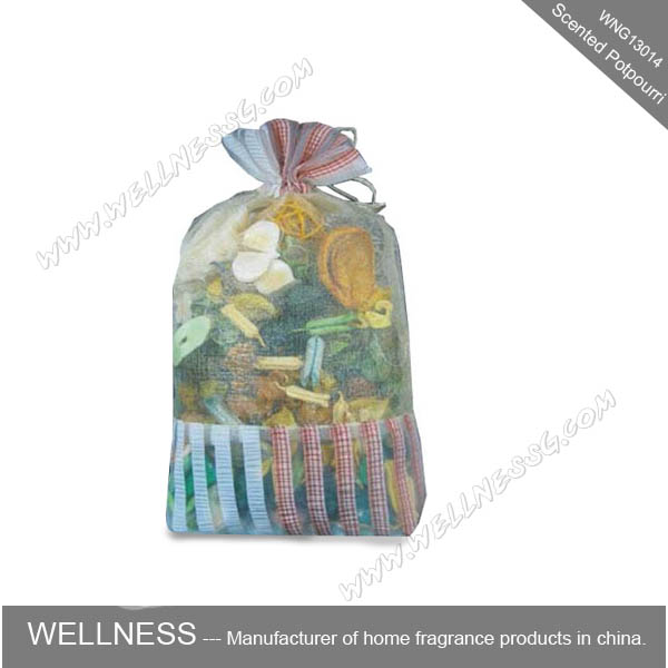 wholesale cheap bulk scented potpourri bag
