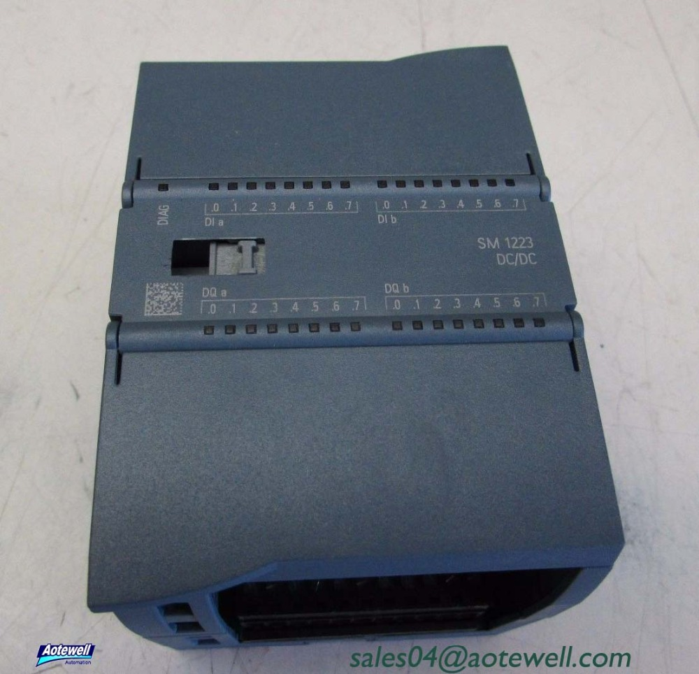 SIEMENS DIGITAL INPUT//OUTPUT SIMATIC S7-1200 6ES7 223-1BL32-0XB0 *FACTORY SEALED