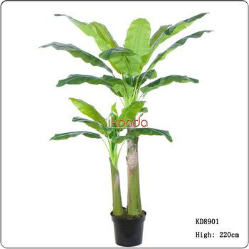 Banana Tree Plant Plastic Artificial Trunk Traveller Wedding