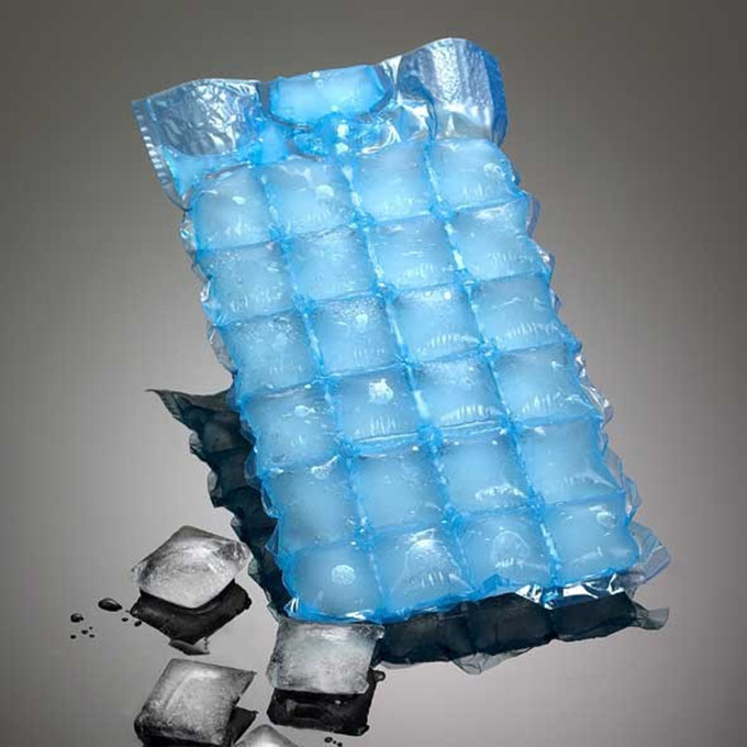 Food Grade Safety Disposable Plastic Ice Cube Bag for Making Ice Packs
