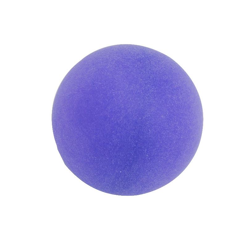 Custom purple pink black white orange yellow deep blue red green plastic beer color printing wholesale bulk ping pong ball
