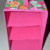 Household Foldable fabic storage organizer box