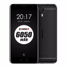 "Original Ulefone Power 2 China Mobile Phone 5.5"" FHD MTK6750T Octa Core Android 7.0 4GB RAM 64GB 16MP 6050mAh Touch ID 4G"