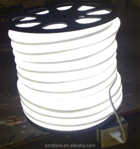silicon waterproof led neon flex 12v strip 5050 smd strip light