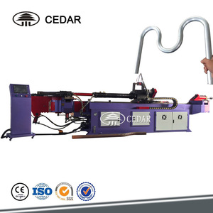 Full automatic DW-75CNC automatic tube pipe bending machine price