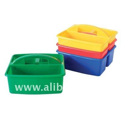 Plastic Craft Caddy Plastic Caddy Basket Plastic Laundry Basket Plastic Cleanning Basket - Buy Plastic Craft Caddy Plastic Caddy Basket Plastic ...