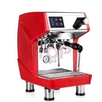 Single Group Italian espresso coffee machine Cappuccino Coffee maker with imported water pump