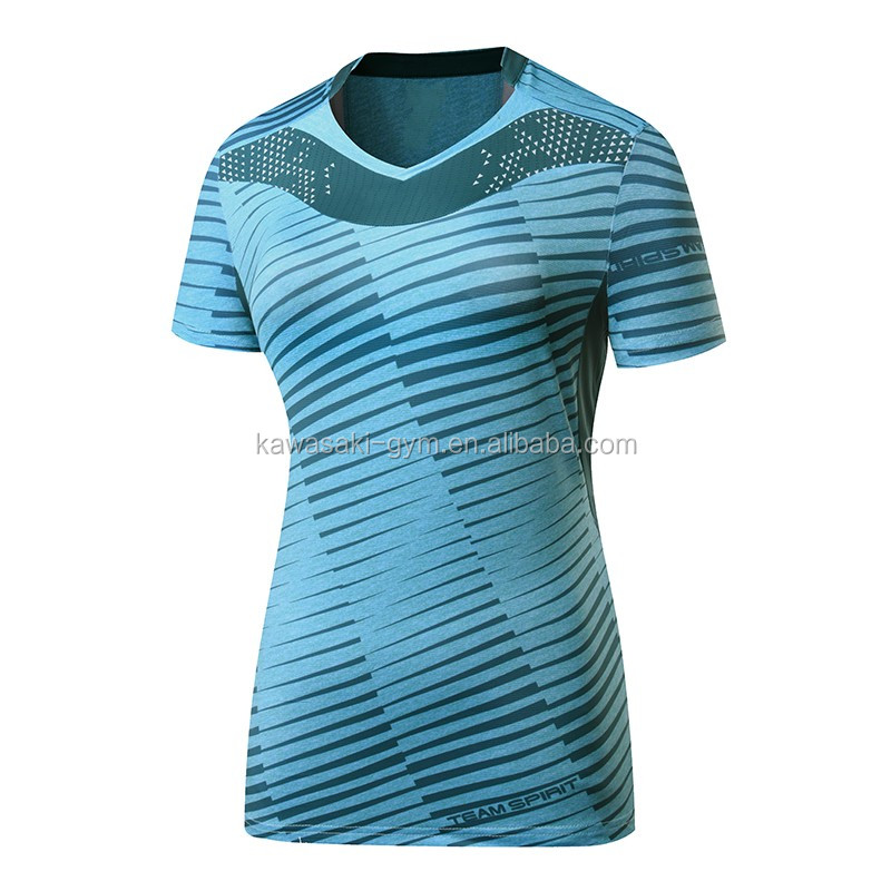 Custom different design cheap quick dry eco-friendly new style female lycra tennis clothes